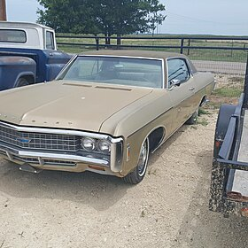 1969 Chevrolet Impala for sale 100893646