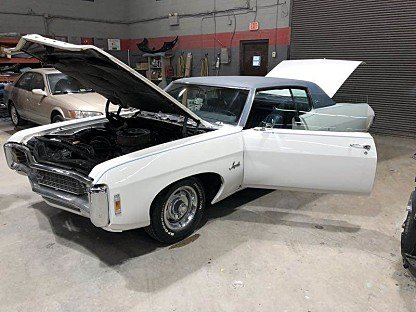 1969 Chevrolet Impala Coupe for sale 100954655