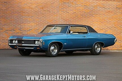 1969 Chevrolet Impala for sale 100980674