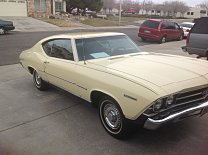 1969 Chevrolet Malibu for sale 100889530