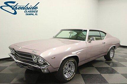 1969 Chevrolet Malibu for sale 100956504