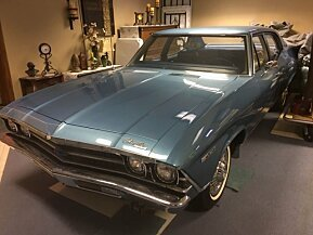 1969 Chevrolet Malibu for sale 101058297