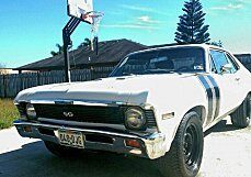 1969 Chevrolet Nova for sale 100845317