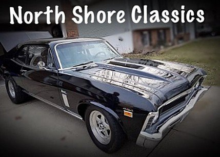 1969 Chevrolet Nova for sale 100847822