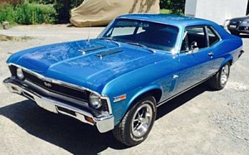 1969 Chevrolet Nova for sale 100797590
