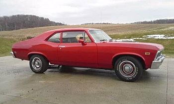 1969 Chevrolet Nova for sale 100824903