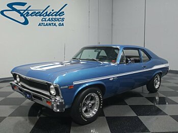 1969 Chevrolet Nova for sale 100945555