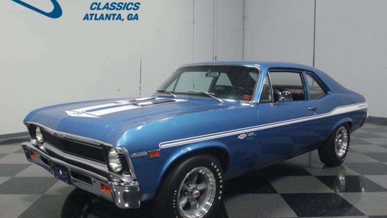 All Chevy black chevy nova ss : 1969 Chevrolet Nova Classics for Sale - Classics on Autotrader
