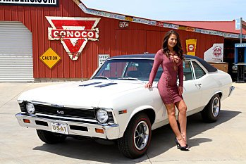 1969 Chevrolet Nova for sale 100987953