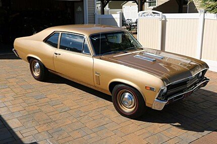 1969 Chevrolet Nova for sale 100912984