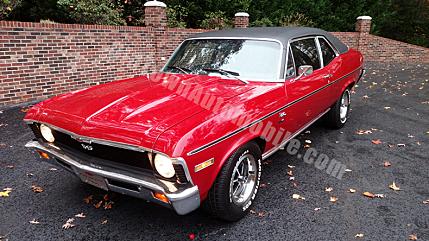 1969 Chevrolet Nova for sale 100925328