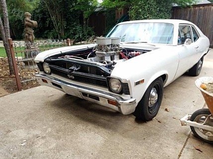 1969 Chevrolet Nova for sale 100958043