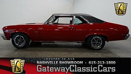 1969 Chevrolet Nova for sale 100964299