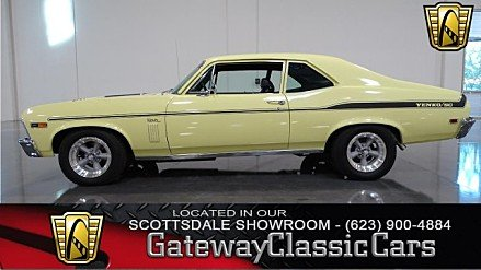 1969 Chevrolet Nova for sale 100964404