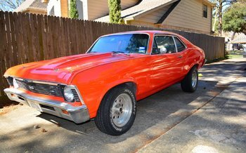 1969 Chevrolet Nova Coupe for sale 100977231