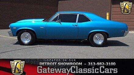 1969 Chevrolet Nova for sale 100987859
