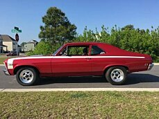 1969 Chevrolet Nova for sale 100988286