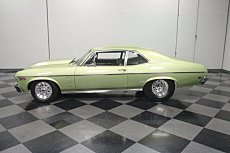 1969 Chevrolet Nova for sale 100992141