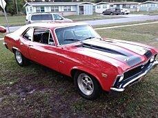 1969 Chevrolet Nova for sale 101000212