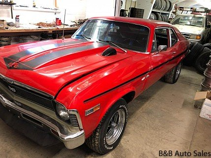 1969 Chevrolet Nova for sale 101001298