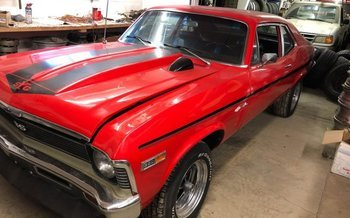 1969 Chevrolet Nova for sale 101001298