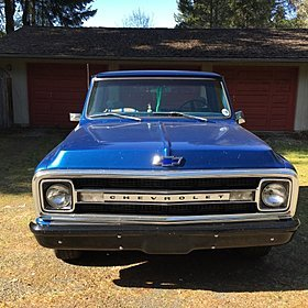 1969 Chevrolet Other Chevrolet Models for sale 100814695