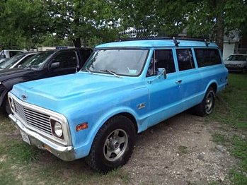 1969 Chevrolet Suburban for sale 100880431