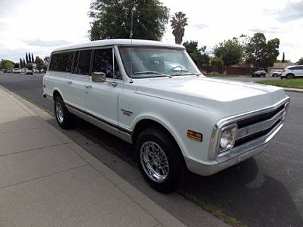 1969 Chevrolet Suburban for sale 100952500