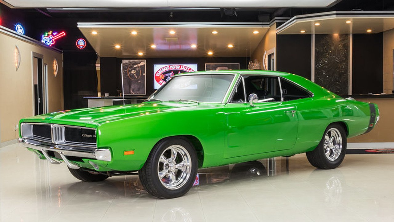 1969 Dodge Charger for sale 100849792