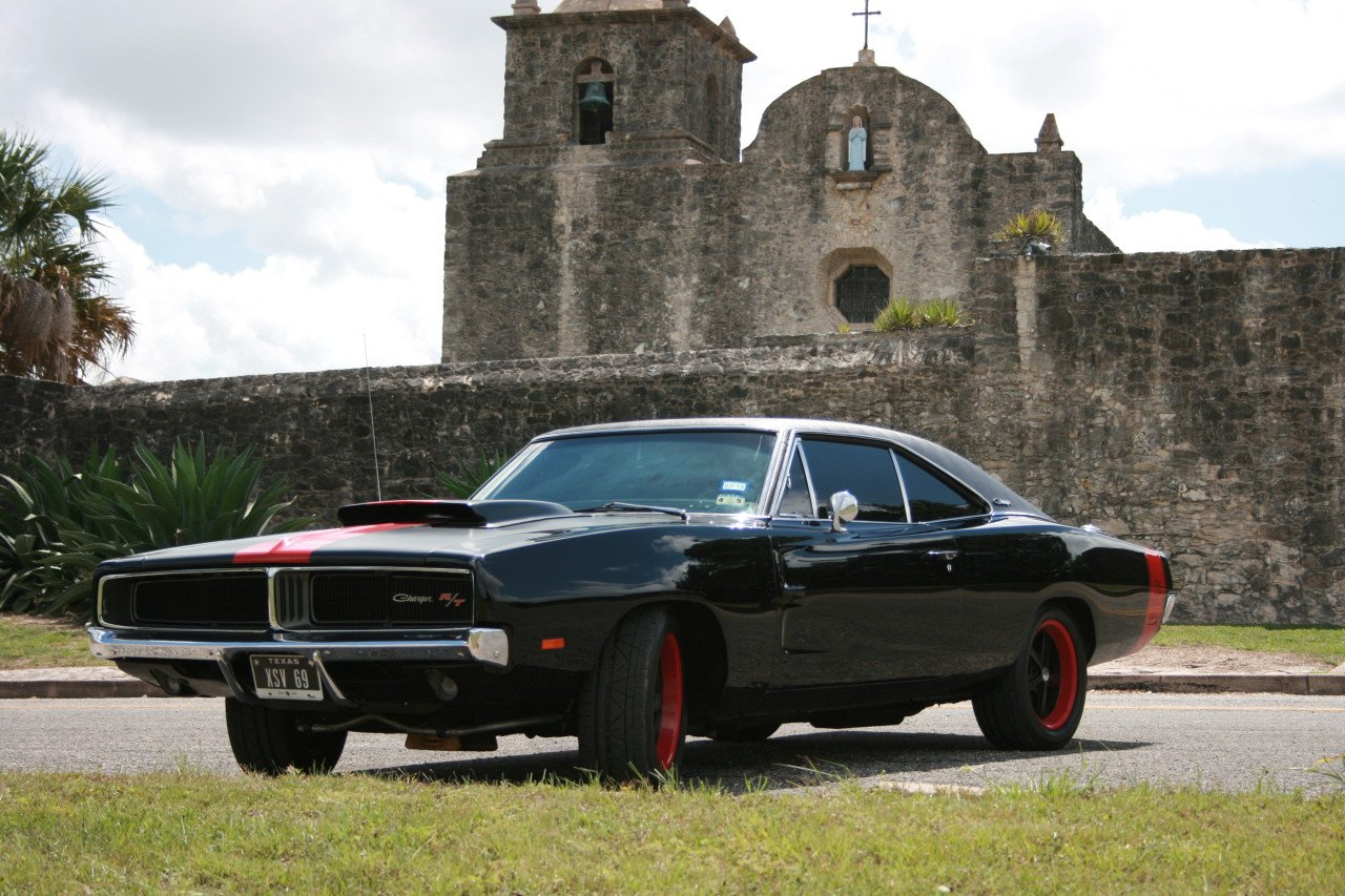 1969 Dodge Charger For Sale Near Goliad Texas 77963