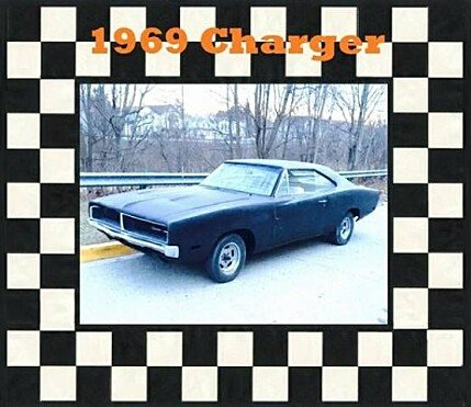 1969 Dodge Charger for sale 100958042