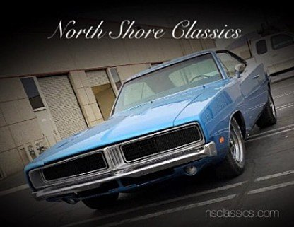 1969 Dodge Charger for sale 100989222