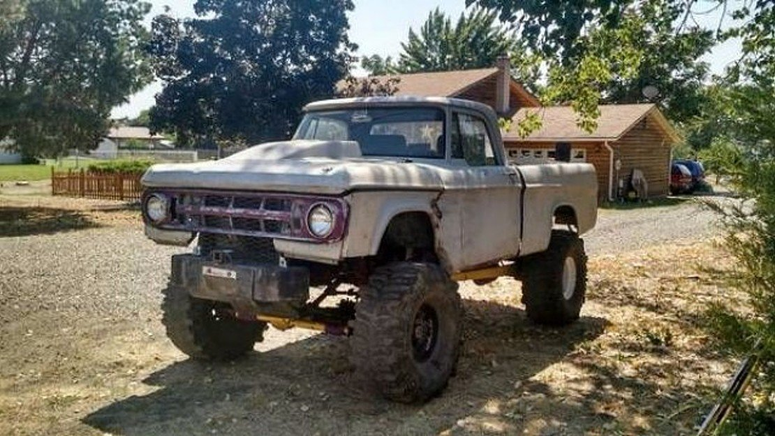 1969 Dodge D/W Truck for sale 100907705