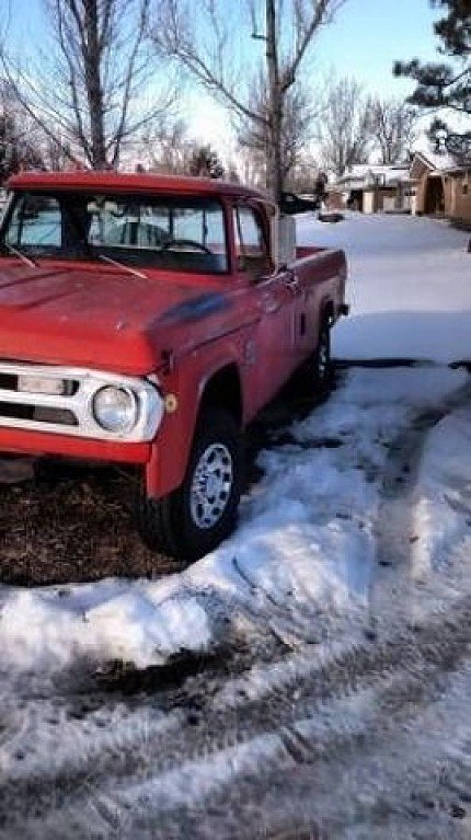 1969 Dodge Charger Rt: Dodge Power Wagon Classics For Sale