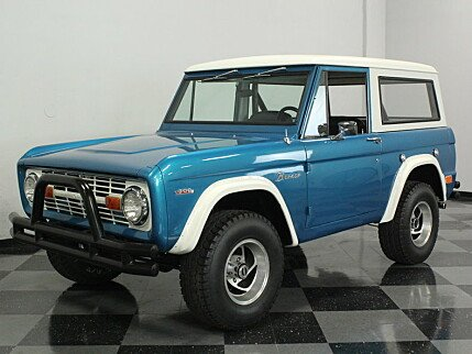 1969 Ford Bronco for sale 100757814