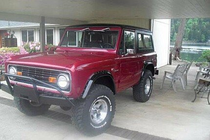 1969 Ford Bronco for sale 100776739