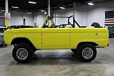 1969 Ford Bronco for sale 100820769