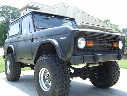 1969 Ford Bronco for sale 100836213