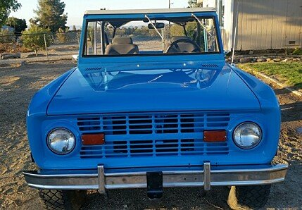 1969 Ford Bronco for sale 100792184