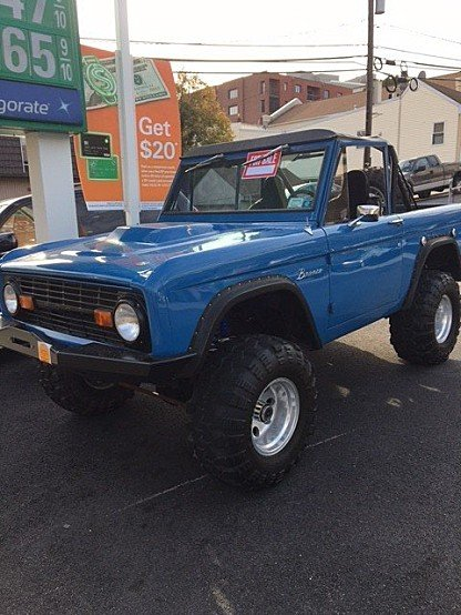 1969 Ford Bronco for sale 100890474