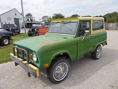 1969 Ford Bronco for sale 100890519