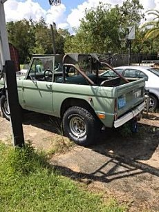 1969 Ford Bronco for sale 100912921