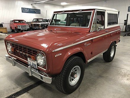 1969 Ford Bronco for sale 100952717