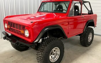 1969 Ford Bronco for sale 100977340