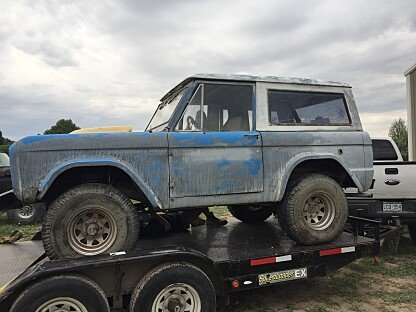 1969 Ford Bronco for sale 101012011