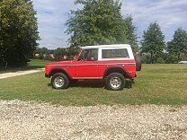 1969 Ford Bronco for sale 101036938