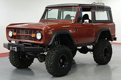 1969 Ford Bronco for sale 101047459