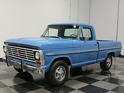 1969 Ford F100 for sale 100760448