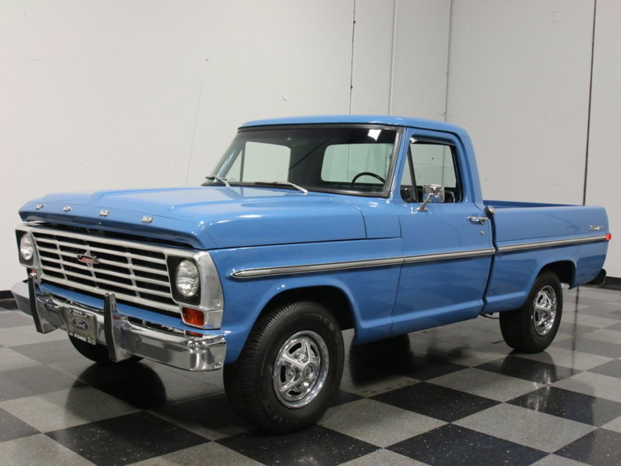 1969 Ford F100 for sale near Lithia Springs Georgia