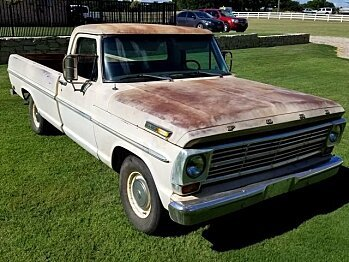 1969 Ford F100 for sale 100999321
